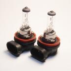 15 шт. H11 12 В 55 Вт ясно pgj19-2 автомобиля галогенные лампы противотуманные фары наружное освещение аксессуары частей кварцевого стекла фокусировка OEM CP010