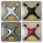 Сыма X8C X8W X8 FPV RC Drone Мультикоптер Без Камеры Профессиональный Дрон Совместимость С Gopro/SJCAM/Xiaoyi/ЭКЕН Действий Камеры
