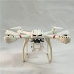 Профессиональных Дронов MJX X101 2.4 ГГц 6-осевой FPV RC Quadcopter Вертолет С SJ7000 14MP 1080 P Full HD Wi-Fi Камера