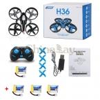 Новейшие H36 Мини Drone JJRC 6 Оси RC Микро Quadcopters С Головы режим Один Ключ Возвращение Вертолет Vs H8 Дрон Лучшие Игрушки Для Детей