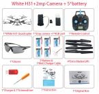 Водонепроницаемый Drone JJRC H31 Нет Камеры Или Камеры Или Wi-Fi FPV Камеры Режим Безголовый RC Вертолет Мультикоптер Vs Сыма X5c Дрон