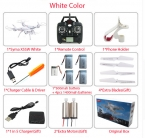 СЫМА X5SW/X5SW-1 WI-FI Drone Мультикоптер С FPV Камеры обезглавленный 6-осевой Реального Времени Вертолет Quad вертолет С 5 батареи
