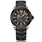 NAVIFORCE Мужские Часы Лучший Бренд Класса Люкс Moon Phase Дата Часы мужской Стальной Ленты Случайные Кварцевые Мужские Часы Мужские Спортивные Наручные часы