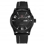 Мода Повседневная Мужчины Наручные Часы Топ-Аналоговый 3D Лицо Спортивные Часы Мужчины Люксовый Бренд Кварцевые Часы Часы Человек Relogios Masculino