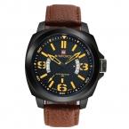 Часы Мужчины Luxury Brand Мужчины Спортивные Часы NAVIFORCE Кожа Часы Лучший Бренд Военные Часы Relogio Masculino Montre Homme