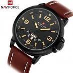 часы мужчины NAVIFORCE часы мужские календарная мужской мужчины часы мужские часы мужские спортивные часы военные кварцевые мужские часы мужские кожаный наручные мужские часы наручные часы мужские часы мужчины