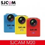 Оригинал SJCAM M20 Гироскопа Мини Действий Шлем Спорт DV Камеры Водонепроницаемый 4 К 24fps 2 К 30fps NTK96660 16MP С СЫРОЙ Формат