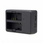 SJCAM двухслотовой Зарядное Устройство для SJ4000 SJCAM Спорт Действий Камеры Серии/SJ5000 Серии/Серии M10/SJ5000X