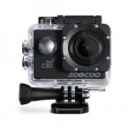 SOOCOO C30 4 К Wi-Fi Action Sports Камеры Встроенный Гироскоп Регулируемые углы Обзора (70-170 Градусов) 2.0 ЖК NTK96660 30 М Водонепроницаемый