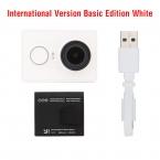 Международная Версия оригинал Xiaomi Yi Действий Камеры XiaoYi Водонепроницаемая Камера 1080 P 60fps 16MP WIFI Bluetooth 4.0 Спорт Cam