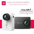 Xiaomi YI 4 K Международных Действий Камеры 2 II Retina Экрана XiaoYi 2 WI-FI Водонепроницаемый Спорт DV 12MP Xiaomi Bluetooth Смарт камера