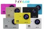"""Прибытие действий Камеры 100 percent  Оригинал Экен H9/H9R Ultra HD 4 К 30 М спорт 2.0 """"Экран 1080 P FHD перейти водонепроницаемый pro камеры"""