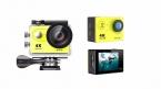 Оригинал ЭКЕН H9/H9R пульт дистанционного камера Ultra HD 4 К wi-fi 1080 P/60fps 2.0 ЖК 170D объектив Шлем Cam go водонепроницаемый pro камера
