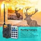 HC300M 940NM Инфракрасного Ночного Видения Охота Камеры 12 М Цифровая Камера След Поддержка Дистанционного Управления 2 Г MMS GPRS GSM для Охоты