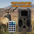 12MP Дикой Природы Камеры Скаутинг Цифровая Камера Инфракрасный Trail Охота Камеры HC-300A Ловушка Игры Камеры Бесплатная Доставка