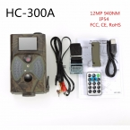 Открытый HC-300A Сантек HC300 Скаутинг Охота Камера 12MP HD 940NM Инфракрасный Дикой Природы Ночного Видения ИК Trail Камеры