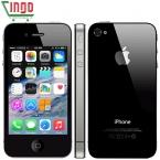 100 percent  Оригинальный iPhone 4 Apple 4 Завод/Программное Обеспечение Разблокирована 16/32 GB Сотовый телефон 3.5 дюймов Сенсорный Экран GPS WIFI 5MP DROP ДОСТАВКА