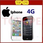 Iphone 4 100 percent  завод первоначально открынный Apple , Iphone 4 сотовый телефон 3.5 экран 8 ГБ / 16 ГБ / 32 ГБ GPS WIFI двойная камера бесплатная доставка
