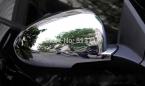 Автомобили Авто Задняя сторона Зеркало Обложка Зеркало Cap Fit Для AVEO Hatchback 2011   abs Chrome 2 шт. Внешней аксессуары