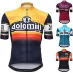 Tour De Италия Д 'ИТАЛИЯ  Велоспорт Джерси с коротким рукавом велоспорт рубашка велосипед одежда Ropa Ciclismo