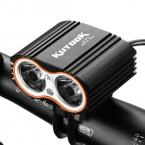 KUTOOK Велосипед Свет Водонепроницаемый Светодиодный Свет Велосипеда Интерфейс USB T6 и L2 Фитиль 4 Режима Велоспорт Свет KL16713