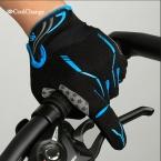 CoolChange  Сенсорный Экран Лари Полный Finger Велоспорт Перчатки Для Парень девушка MTB Дорога bicyle Перчатки