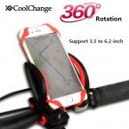 CoolChange MTB Велосипед Регулируемый Мобильные Телефоны Держатель Подставки