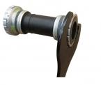 Высокая Доставленных Ремонт Велосипедов Инструменты Шатуны BB Каретка Установить Ключ Hollowtech II 2 Ключ Repair tool Оптовая EA14