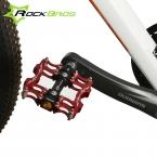 ROCKBROS Сверхлегкий Профессиональный Высокое Качество MTB Горный Велосипед BMX Велосипед Педали Велоспорт Sealed Bearing Педали Педали 5 Цветов