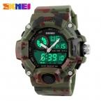 новый S-SHOCK скольжению спортивные водонепроницаемые электронные из светодиодов цифровой мода военный часы мужчины свободного покроя наручные часы