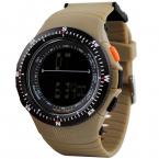 Новые Оригинальные Мужчины Спортивные Часы СВЕТОДИОДНЫЙ Цифровой Военные Часы 50 М Водонепроницаемый Открытый Многофункциональный Мужская Студенческие Наручные Часы