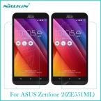 Nillkin Для Asus ZenFone 2 ZE551ML Anti-взрыв Закаленное Стекло-Экран Протектор Ясно Экрана Protecter Для Asus ZenFone 2 ZE551ML