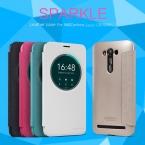Nillkin Для Asus Zenfone 2 Laser ZE550KL 5.5 ''Cover Смарт Чехол Для Zenfone 2 Лазерная ZE550KL Функция Сна