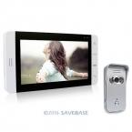 """7 """"Проводной Видео-Телефон Двери Аудио и видео Домофон 1V1 Вилла Дом"""