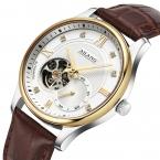 AILANG Топ люксовый бренд Часы Мужчины Водонепроницаемый Механические Часы Мужская Мода Повседневная бизнес Наручные Часы relojes hombre