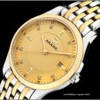 AILANG Мужские Автоматические механические часы мужчины Моды Случайные бизнес Наручные Часы 50 М Водонепроницаемый Полный стали смотреть Relojes Hombre