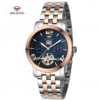AILANG мужская Автоматические механические Часы Мужчины Dive Полный нержавеющей стали Часы Человек Мода Повседневная Бизнес Наручные Часы