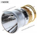 Светодиодный модуль 3.7- 4.2V 1 режим Cree R5 для  26.5мм светодиодных фонарей