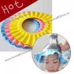 Детская шапочка для купания, защита глаз