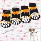 Мягкие хлопковые носочки для домашних питомцев (Размер M)