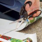 Новые ножницы с красным лазерным лучом ( 5MW)
