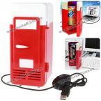 Новый компактный холодильник с функцией нагрева и охлаждения, работающий от USB