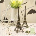 Металлическая модель Эйфелевой башни бронзового цвета в Винтажном стиле - 10см