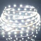 Супер-яркая светящаяся лента: 5 м, 12V, белый свет, 300 светодиодов, PCB 5050 SMD