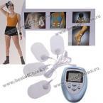 Электронный массажёр для похудения.(Цвет - голубой)