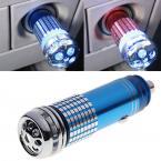 12V Устройство для очищения воздуха в автомобиле(Голубой)